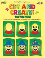 Cut and Create! On the Farm (Enhanced eBook)