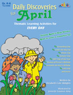 Daily Discoveries for April (Enhanced eBook)