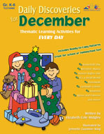 Daily Discoveries for December (Enhanced eBook)