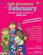 Daily Discoveries for February (Enhanced eBook)