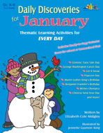 Daily Discoveries for January (Enhanced eBook)