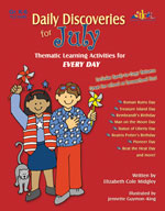 Daily Discoveries for July (Enhanced eBook)