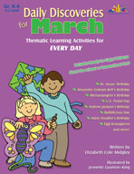 Daily Discoveries for March (Enhanced eBook)