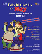 Daily Discoveries for May (Enhanced eBook)