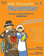 Daily Discoveries for November
