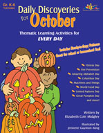 Daily Discoveries for October (Enhanced eBook)