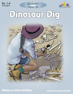 Dinosaur Dig (Enhanced eBook)