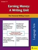 Earning Money: A Writing Unit