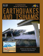Earthquakes and Tsunamis Gr. 4-8 (Enhanced eBook)