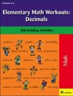 Elementary Math Workouts: Decimals