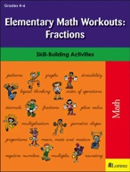 Elementary Math Workouts: Fractions