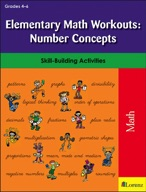 Elementary Math Workouts: Number Concepts