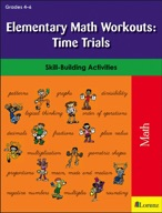 Elementary Math Workouts: Time Trials
