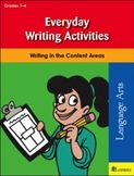 Everyday Writing Activities for Grades 1-4