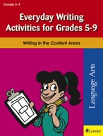 Everyday Writing Activities for Grades 5-9