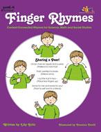 Finger Rhymes (Enhanced eBook)