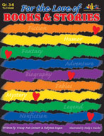For the Love of Books & Stories (Enhanced eBook)