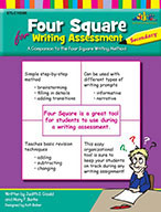 Four Square Secondary Assessment (Enhanced eBook)