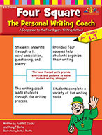 Four Square: The Personal Writing Coach for Grades 1-3 (Enhanced eBook)