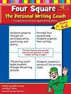 Four Square: The Personal Writing Coach for Grades 4-6 (Enhanced eBook)