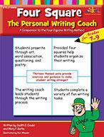 Four Square: The Personal Writing Coach for Grades 7-9 (Enhanced eBook)