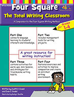 Four Square: The Total Writing Classroom for Grades 1-4 (Enhanced eBook)