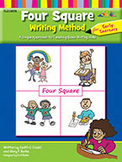 Four Square Writing Method Early Learner