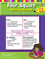 Four Square Writing Method for Grades 4-6 (Enhanced eBook)