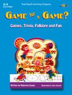 Game for a Game? (Enhanced eBook)