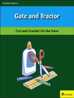Gate and Tractor