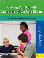 Getting Started with Literature Circle Role Sheets