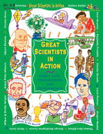 Great Scientists in Action (Enhanced eBook)