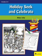 Holiday Seek and Celebrate: May-July