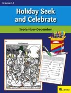 Holiday Seek and Celebrate: September-December
