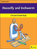 Housefly and Inchworm
