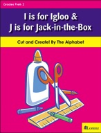 I is for Igloo & J is for Jack-in-the-Box