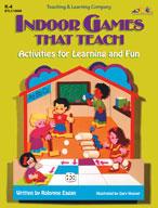 Indoor Games That Teach (Enhanced eBook)