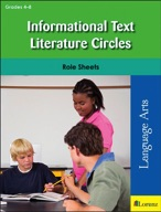 Informational Text Literature Circles