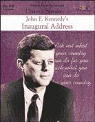 John F. Kennedy's Inaugural Address (Enhanced eBook)