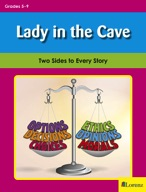 Lady in the Cave