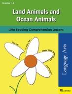 Land Animals and Ocean Animals