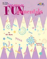 Language FUNdamentals Book 1 (Enhanced eBook)