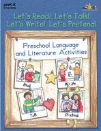 Let's Read! Let's Talk! Let's Write! Let's Pretend!