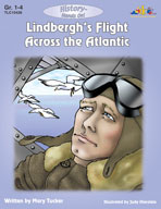 Lindbergh's Flight Across the Atlantic (Enhanced eBook)