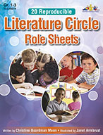 Literature Circle Role Sheets (Enhanced eBook)