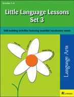Little Language Lessons Set 3
