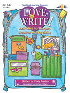Love to Write! (Enhanced eBook)