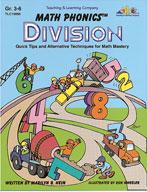 Math Phonics Division (Enhanced eBook)