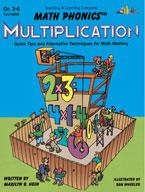 Math Phonics Multiplication (Enhanced eBook)