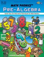 Math Phonics Pre-Algebra